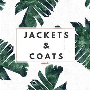 Jackets & Blazers - Jackets and coats